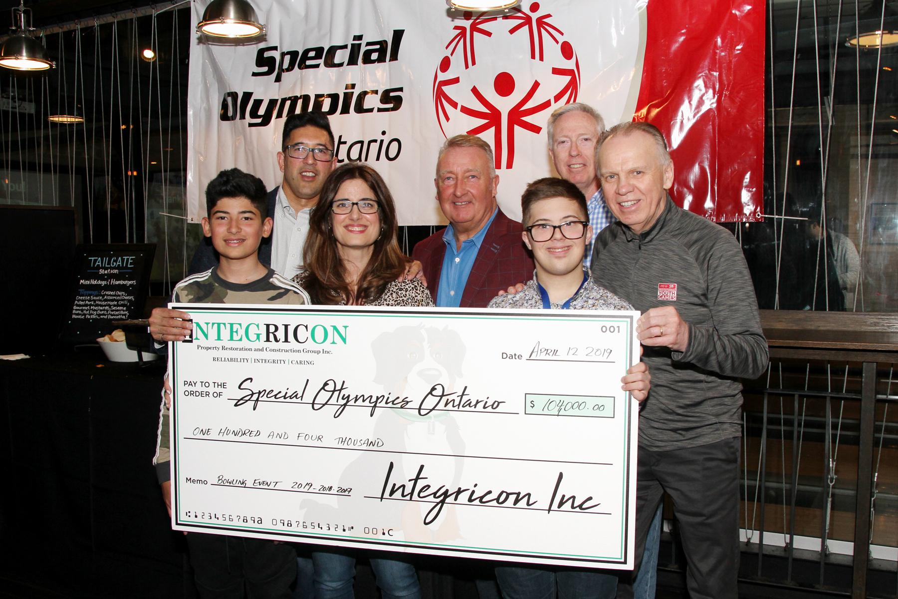 2019 Special Olympics Bowlathon
