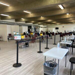 West Park Healthcare Centre Vaccination Hub